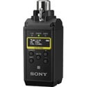 Sony UTXP40/14 UWP-D WLS Plug On Transmitter - 470.125 MHz to 541.875 MHz