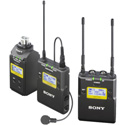 Sony UWPD16/25 UWP-D Bodypack and XLR Plug-on (25) Camera Mount Wireless Microphone Package