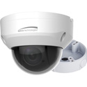 Speco O4P4X 4MP 4x Indoor/Outdoor IP PTZ Camera w/ 2.7-11mm Lens and Junction Box - White Housing