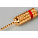 Single Pin Compression Speaker Pin Plug (Sold Each)