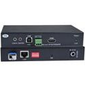 NTI ST-C6FOUSB4K-LC 4K 10.2Gbps HDMI USB KVM Extender via One CATx or Fiber Optic Cable
