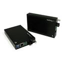 StarTech ET90110WDM2 10/100 Mbps Ethernet Single Mode WDM Fiber Media Converter