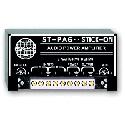 RDL ST-PA6 6 W Mono Audio Amplifier - 8 Ohm