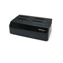 StarTech SATDOCK4U3E 4 Bay eSATA USB 3.0 to SATA Hard Drive Docking Station
