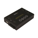 StarTech SU2DUPERA11 Drive Duplicator and Eraser for USB Flash Drives and 2.5/3.5 Inch SATA Drives