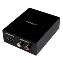 StarTech VGA2HD2 Component / VGA Video and Audio to HDMI Converter - PC to HDMI