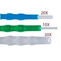 Sticklers VS CleanStixx Swabs Fiber Optic Connector S12/S25/P25 Pack - 50-Pack