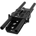 ikan STR-DT10-SBP15 Stratus ARRI Standard 10-Inch Dovetail with 15mm Baseplate and Carbon Fiber Rods