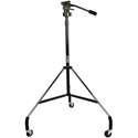 Smith-Victor 700000 Dollypod V Wheeled Tripod with Pro-5 3-Way Head