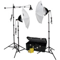 Smith Victor 401436 KT900 3-Light Thrifty Essential Advanced K1250 Watt Total