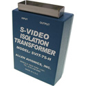S-Video Isolation Transformer- No DC Connection
