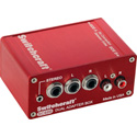 Switchcraft SC600 Audio Adapter Box