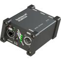 Switchcraft SD104QA 4-Channel Dante Output Direct Box - 1 x Locking RJ45 Input - 4 x XLR 3-Pin Male Line Outputs