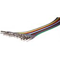 Switchcraft VMP2GYUHD Ultra VideoPatch Series UHD Patchcord  - Grey - 2 Foot