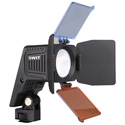 SWIT S-2070C Package Chip Array LED On-camera Light with Canon BP-945 series  Battery mount