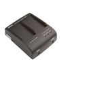 SWIT S-3602I Dual Simultaneous Charger/Adaptor for JVC SSL-JVC50 Battery