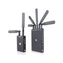 SWIT S-4914TB/S-4914RS 700m 3GSDI/HDMI Wireless Transmission System: T w/ Panasonic VW-VBG6 Plate & R w/ V-mount Plate