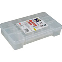 Akro-Mils 05805 Plastic Connector and Small Part Storage Organizer Case - 15 compartment