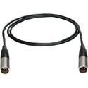 Connectronics Mini XLR Cable M-M 10ft