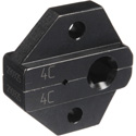 Canare TCD-4C Crimp Tool Die For Canare Connectors  BCP-B4F - BCP-A4 - BCP-B31F - FP-C4F - RCAP-C4F And Others!