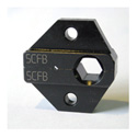 Canare TCD-5CFB Crimp Die Set for BCP-C77A & RCAP-C5F Connectors