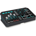 TC Helicon GoXLR Online Broadcaster Platform for Streamers & Podcasters - 4-Channel Mixer/Sampler/Vocal Effects