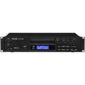 Tascam CD-200BT Professional Rack Mountable CD Player / Bluetooth Receiver