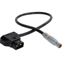 Laird TD-PWR1-18IN Lemo 2-Pin Male to PowerTap Cable for Teradek - 18 Inch