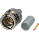 ADC-Commscope BNC-1-N 3GHz 75 Ohm BNC Connector for Belden 1505A & Gepco VPM2000 (Notched)
