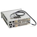 Tektronix ECO8000 XLR Adapter Cable (6Ft) 15-Pin D-Sub LTC To 4 XLR M and  BNC M Conn.