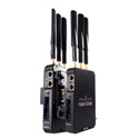 TeradekBeam 10-0581 Transmitter & Receiver Set with Two Gold-Mount Plates