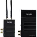Teradek 10-1935-1G Bolt 500 XT SDI/HDMI Wireless Transmitter and Receiver Deluxe Kit - Gold-Mount