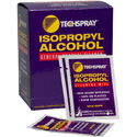 Techspray 1610-50PK Isopropyl Alcohol Pre-Saturated Wipes - 50 Pack
