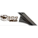 Techflex DWG2.50BK-25 Gator Wrap Sleeving 2.5 Inch - Black - 25 Feet