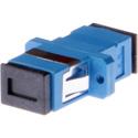 Techlogix S1-SC-F-SC-F Fiber Optic Coupler - Simplex Singlemode Female SC to Female SC