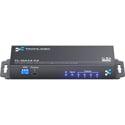 TechLogix TL-DA14-F2 1 x 4 HDMI Splitter - 4K60 with EDID Management and Scaling