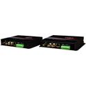 Thor F-M1SDI-TR-ET 1CH HD-SDI Bi-directional Tx & Rx with Bi-directional 10/100 Ethernet (RJ45) 20km ST/PC
