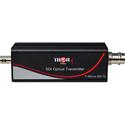 Thor Fiber F-MICROSDI-Tx/Rx 1Ch HD-SDI Transmitter & Receiver Kit over Singlemode Fiber ST/PC 20km