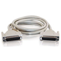DB25 Serial/Parallel M/M Cable (100ft)