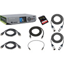 Epiphan Pearl Nano All-In-One Video Production Streamer/Recorder Kit with SD Card & HDMI/SDI/XLR/Cat6 Cables
