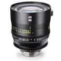 Tokina KPC-3003MFT Cinema Vista 85mm T1.5 Prime Camera Lens - MFT Mount / Focus Scale in Feet