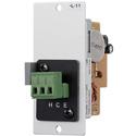 TOA L-11S 600 Ohm Balanced Line Input Module Mute Receive w/Screw Terminals