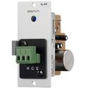 TOA L-41S 600 Ohm Balanced Line Input Module Mute Send w/Screw Terminals