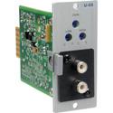 TOA U-03S Line Input Module w/Lo/High Cut Filters & Screw Terminals