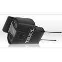 RTS TRH-2 Heavy Duty Leather Swivel Holster w/Belt Loop for TR-700/800/80N