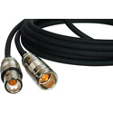 Laird TRI-1857A-50 Belden 1857A RG59/U Stranded Triax Male to Female Cable - 50 Foot