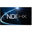 NewTek PPTZUCC NDI HX Upgrade for Panasonic Cameras