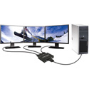 Matrox T2G-D3D-IF TripleHead2Go Digital Edition Multi-Display Adapter
