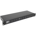 Tripp Lite B024-DUA8-DL 8 Port KVM Switch DVI USB with Audio and USB Peripheral Sharing - 1URM