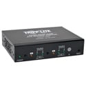 Tripp Lite B126-2X2 HDMI Over Cat5/Cat6 2x2 Matrix Extender Splitter Switch HDMI RJ45 F/F TAA